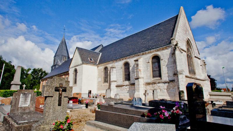 Consécration et bénédiction du nouvel autel de l'église notre Dame